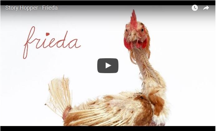 Dave Hakkens: Story Hopper - Frieda